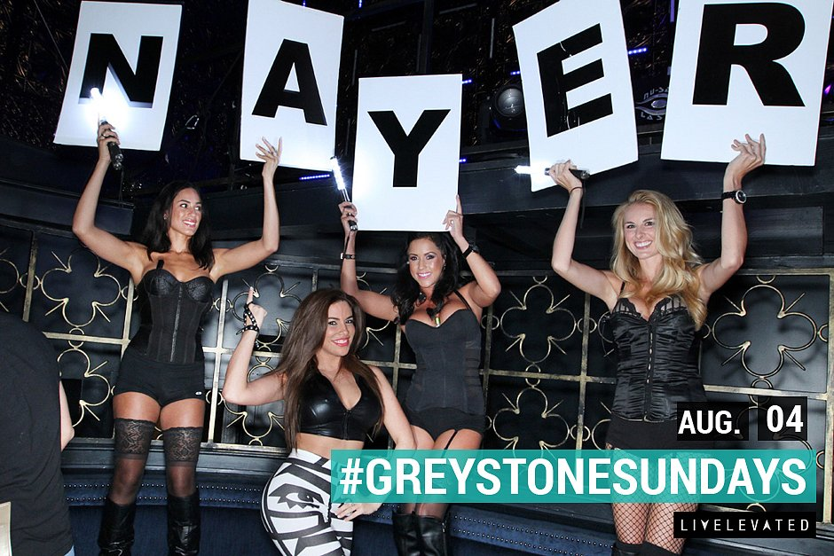 Glow In The Dark, GreyStoneSundays at GreyStone Manor