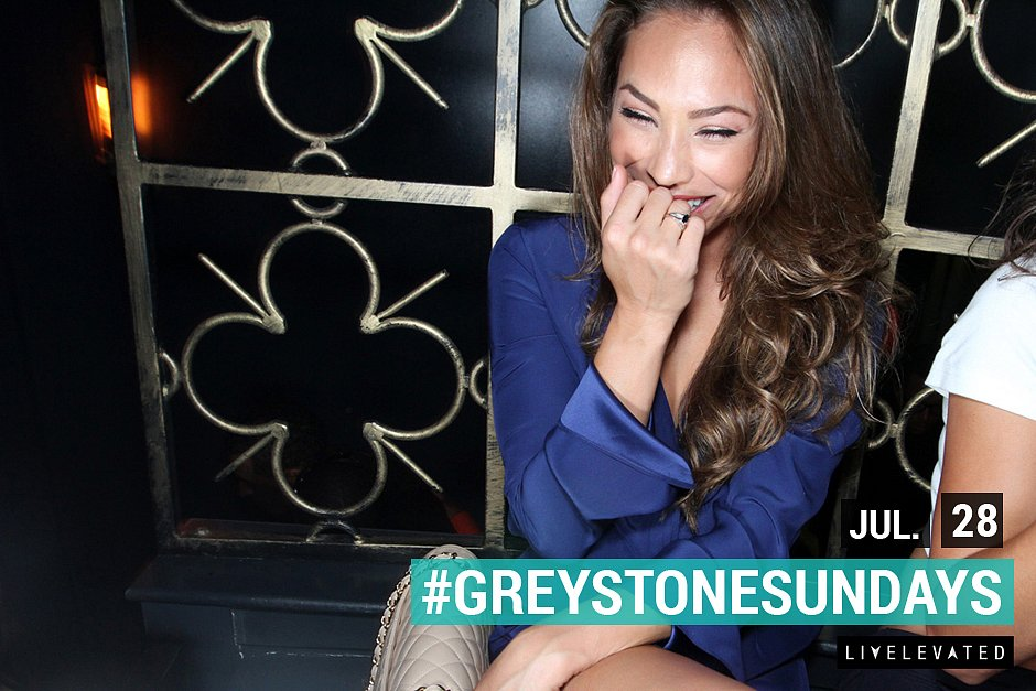Legends Of The Summer, GreyStoneSundays at GreyStone Manor