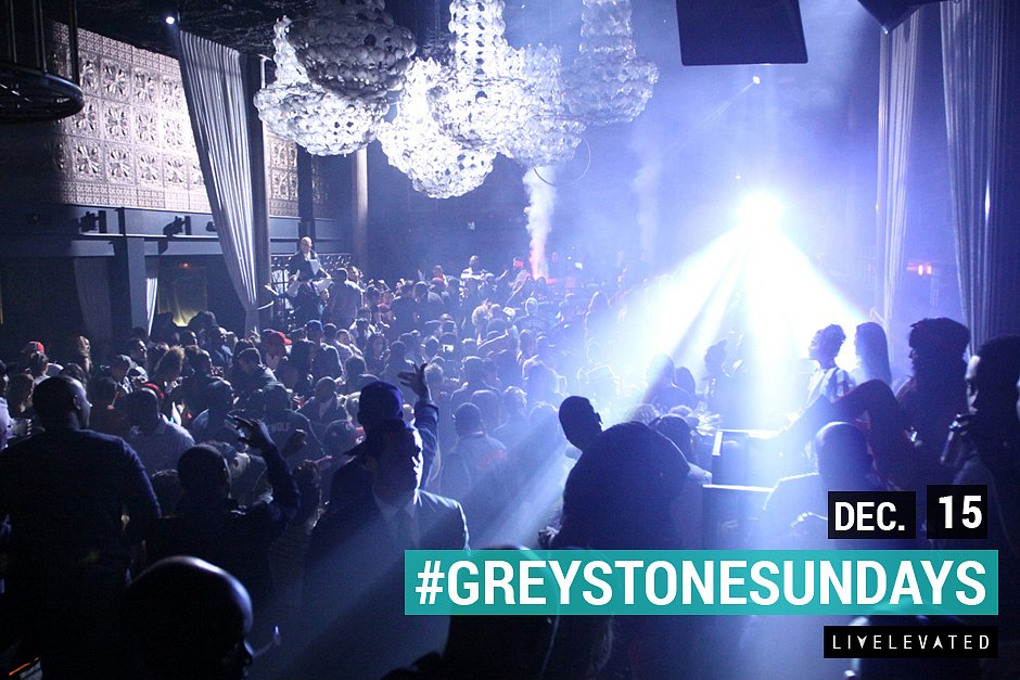 It's Just Different, GreyStoneSundays at GreyStone Manor