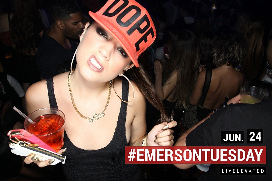 The Dopest, Tuesday. at the Emerson Theatre