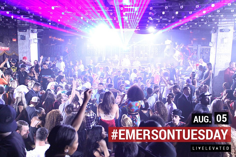 Shine On Them, Tuesday at the Emerson Theatre
