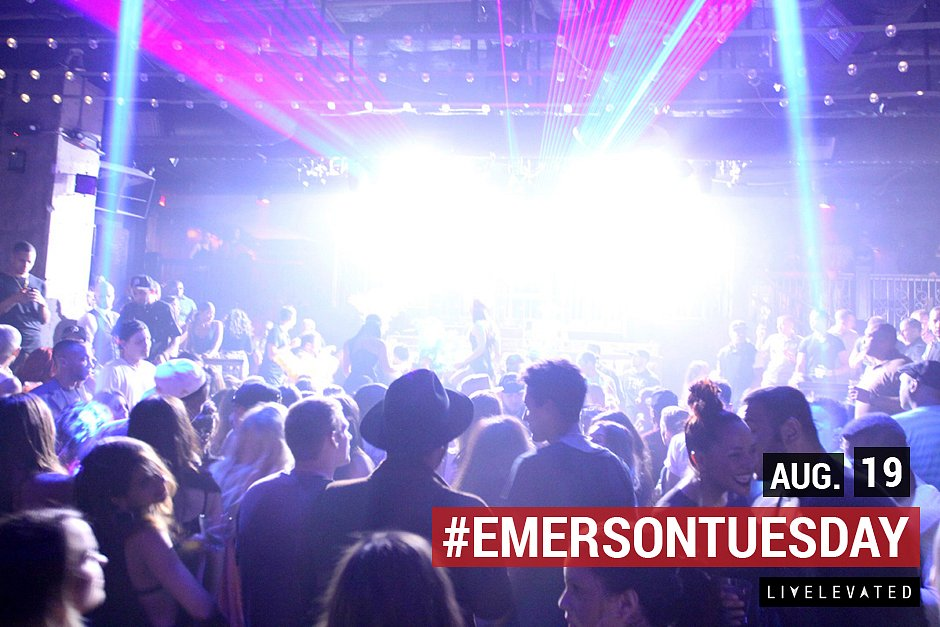 Midsummers Night, Tuesday at the Emerson Theatre