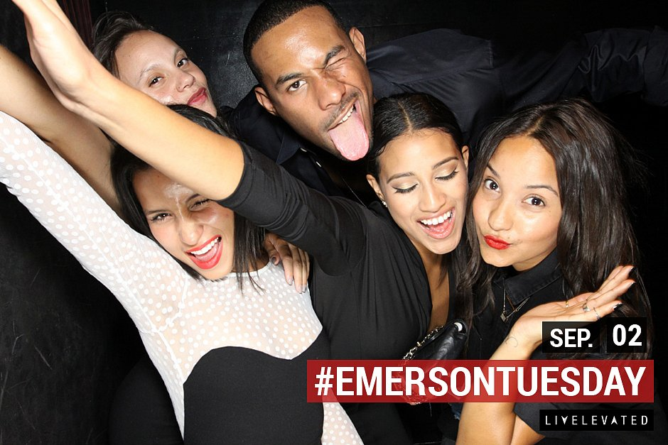 A Great Night, Tuesday at the Emerson Theatre
