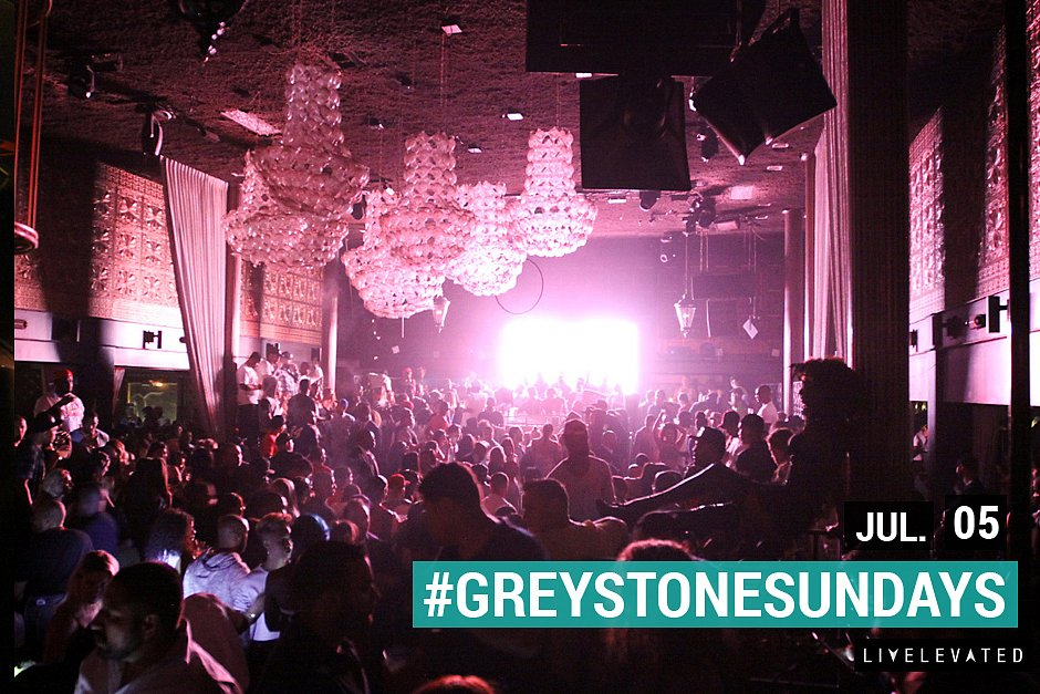 The Fireworks, GreyStoneSundays at GreyStone Manor