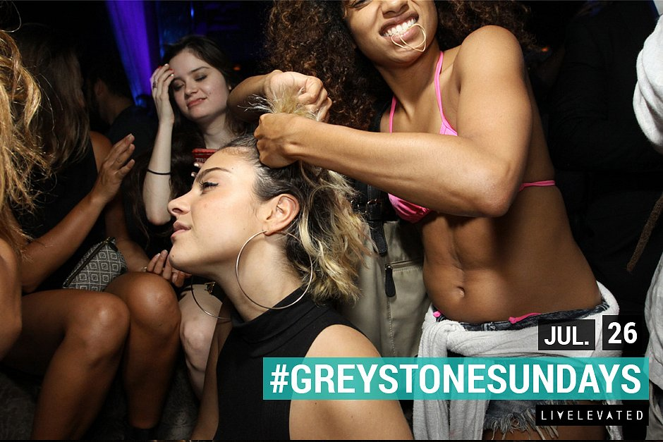 This Should Work, GreyStoneSundays at GreyStone Manor