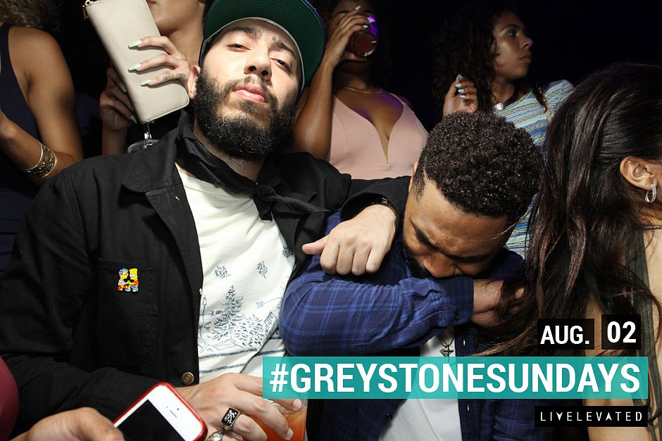 Back 2 Back, GreyStoneSundays at GreyStone Manor