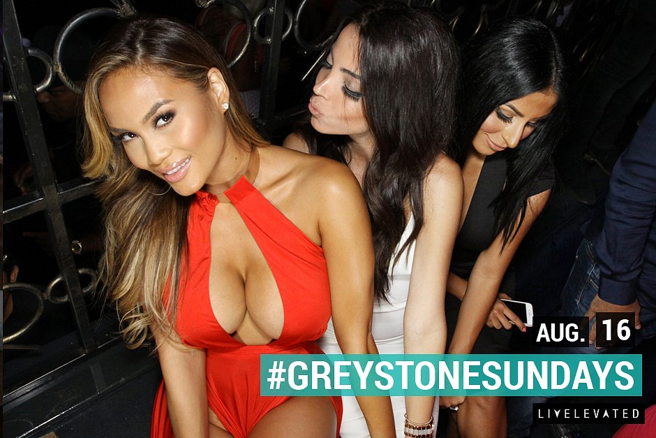 The Little Red Dress, GreyStoneSundays at GreyStone Manor